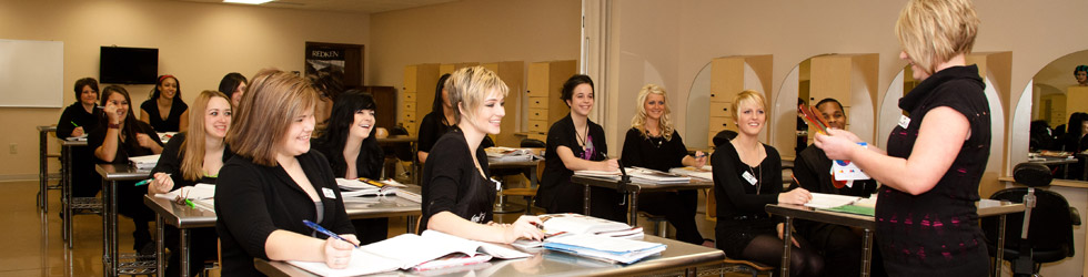 Esthetician great majors for college